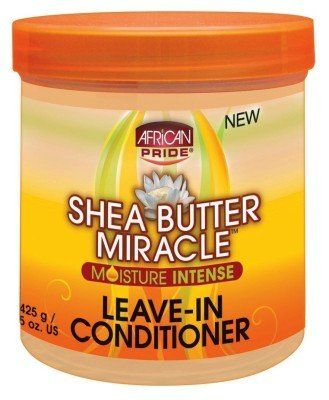 African Pride Shea Butter Leave In Conditioner 425g