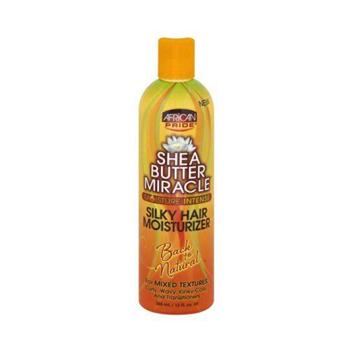 African Pride  Shea Butter Miracle Silky Curls Moisturizer 355ml