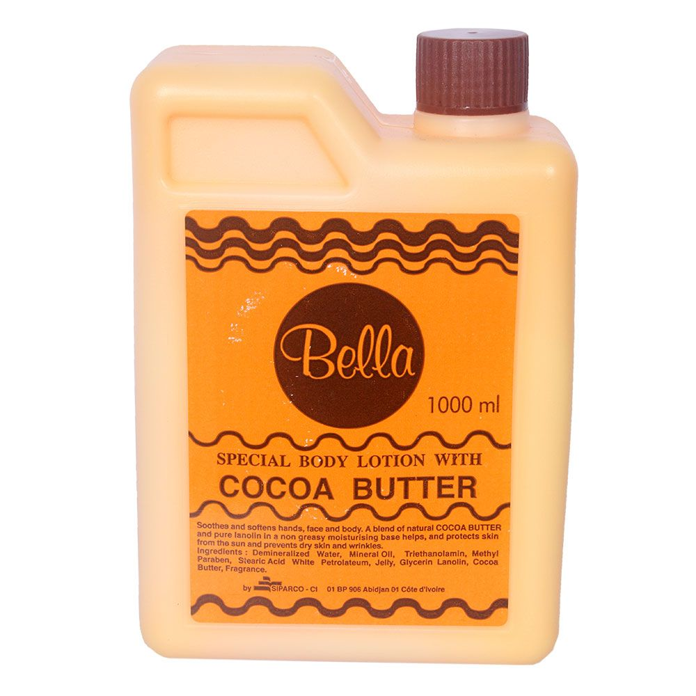 Bella Special Body Lotion With Cocoa Butter