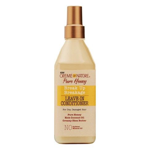 Creme Of Nature Pure Honey Leave-In Conditioner 8oz