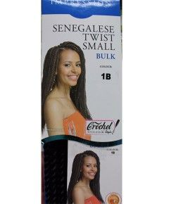 IMPRESSION SENEGALESE TWIST SMALL BULK CROCHET HAIR