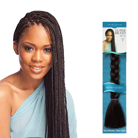 IMPRESSION - SYNTHETIC SUPER BRAID
