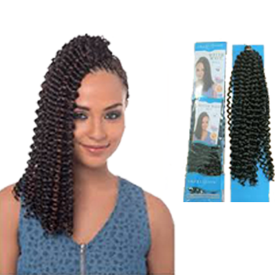 IMPRESSION WATER WAVE BULK 22'' CROCHET HAIR