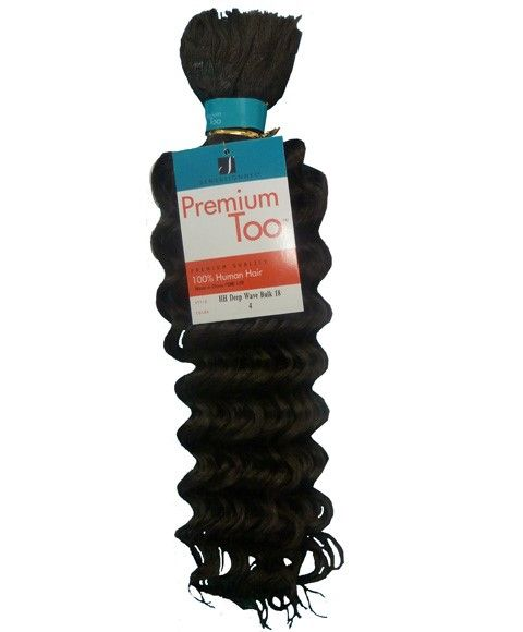 Premium Too HH Deep Wave Weave